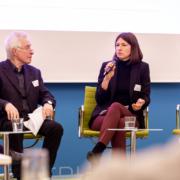 Wärmewende aus Sicht von ArbeitnehmerInnen; Diskussionsforum18. November 2019 | ©Andrea Vollmer