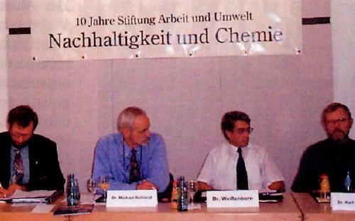2000 10 Jahre Stiftung - Feier