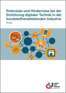 Einführung digitaler Technik in der kunststoffverarbeitenden Industrie
