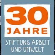 Signet - 30 Jahre Stiftung Arbeit und Umwelt