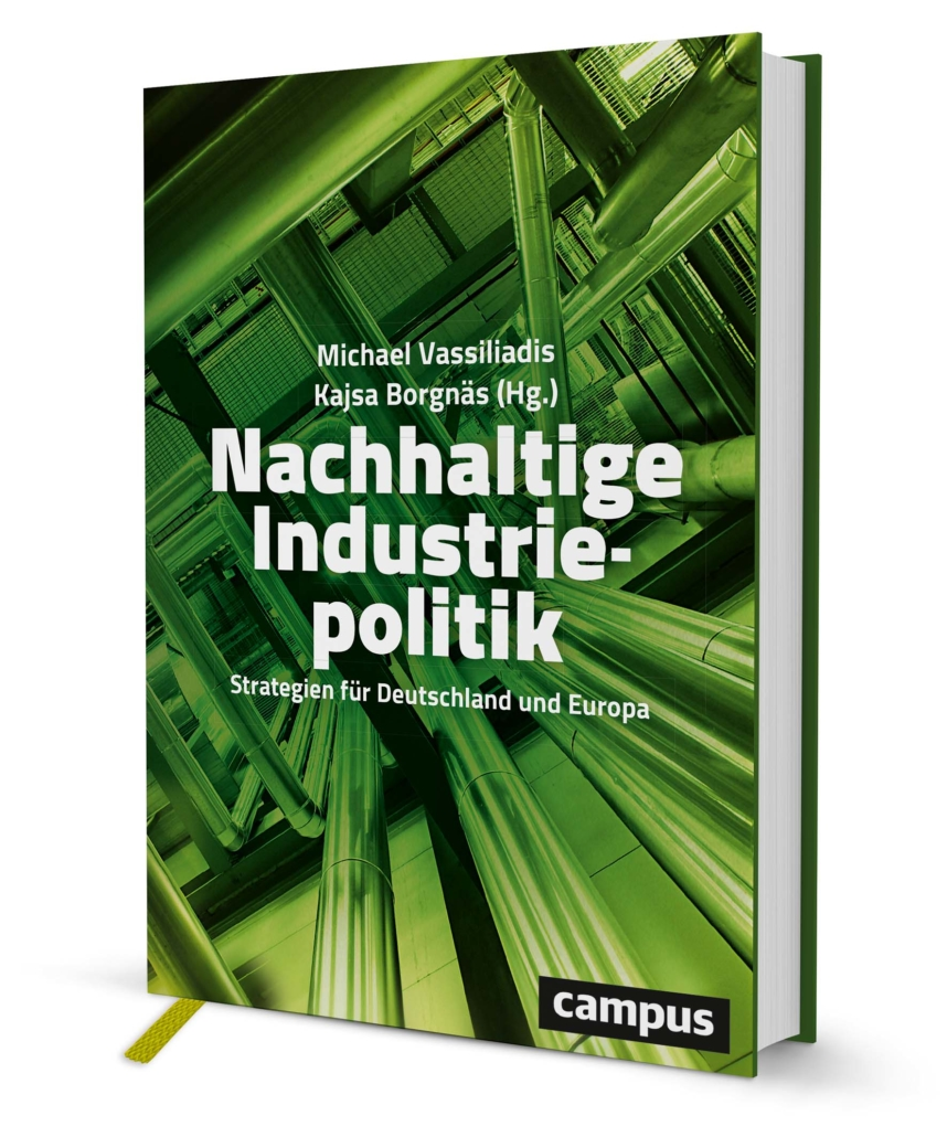 Buch Nachhaltige Industriepolitik © Campus Verlag