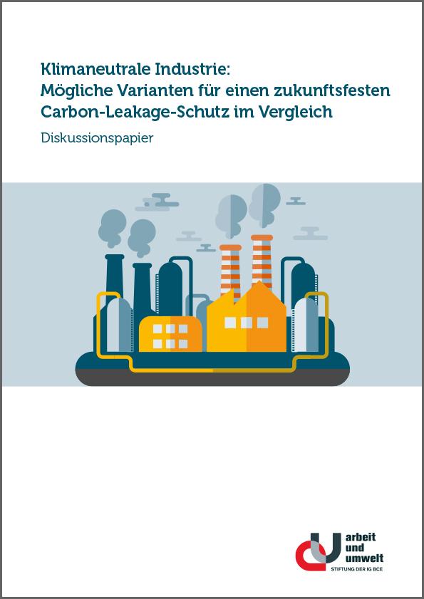 Diskussionspapier Carbon Leakage Schutz
