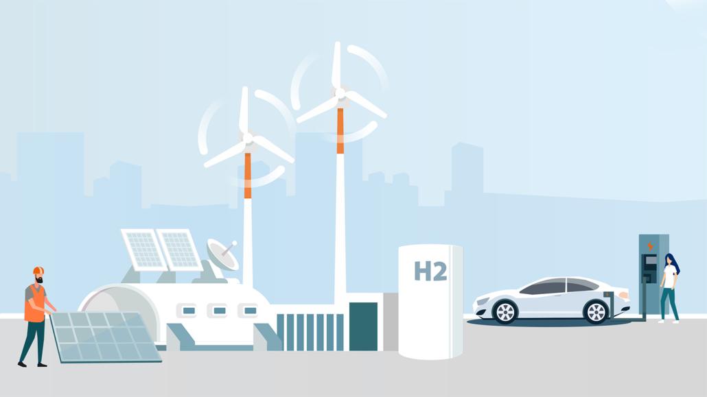 Energiewende Sektorenkopplung