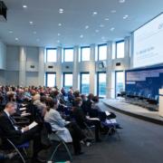 """Fachkonferenz """"Auf dem Weg zu nachhaltigen Lieferketten"""" Dr. Bärbel Kofler, Beauftragte der Bundesregierung für Menschenrechtspolitik und Humanitäre Hilfe © MKH"""