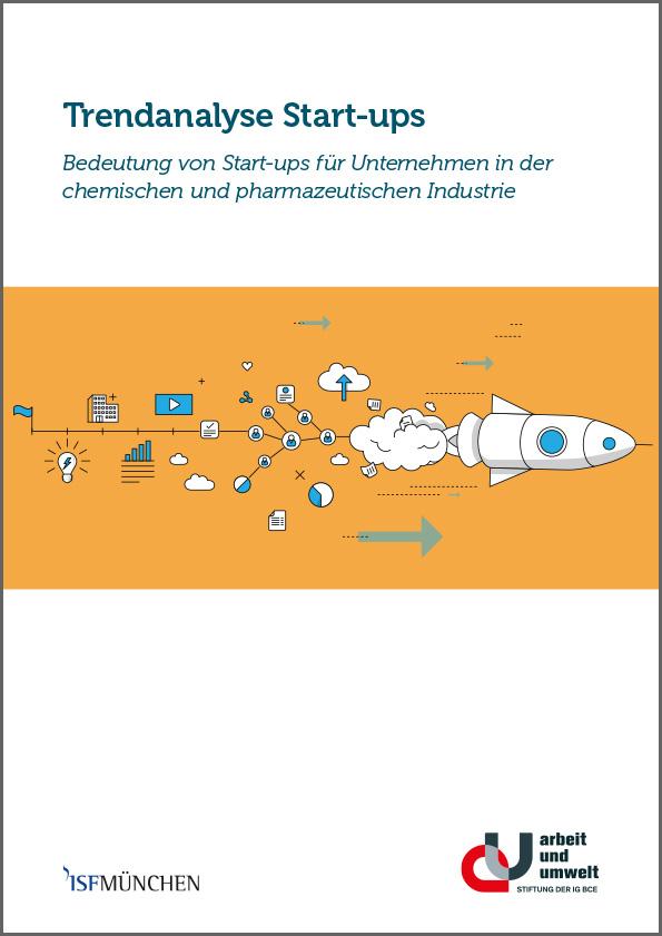 Publikationen StartUp Trendanalyse