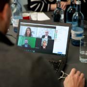 Webkonferenz 28.10.2020 ©Andrea Vollmer